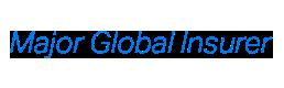 Major Global Insurer logo